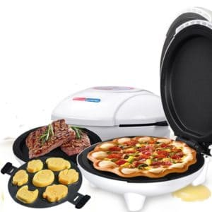 Multi-Functional Counter Top Electric Grill