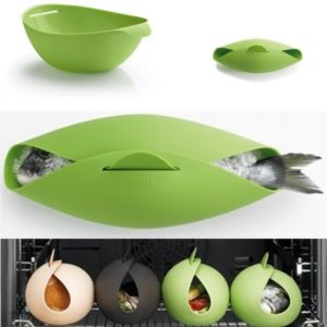 Multi Functional Silicone Microwave Steamer